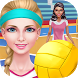 Back to School Volleyball Team by iProm Games