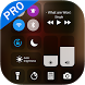 Control Center – Control Panel Style Phone 8 PRO by Ngân Phạm