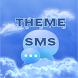 Clouds Sky Theme GO SMS by Workshop Theme