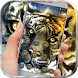 Tiger Spike Blood King by Backgrounds and Anime Launcher