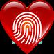 Fingerprint Love Test Scanner by LittlesMore Studio