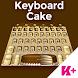 Keyboard Cake by BestKeyboardThemes