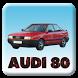 Repair Audi 80 by SVAndroidApps