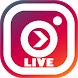 Guide for Live on Instagram by FrozenCode Inc.