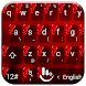Keyboard Theme Valentine Heart by Luklek
