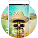 Sunglasses on Cactus Man: Cute Summer Wallpaper HD by Cool Theme Workshop