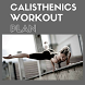 CALISTHENICS WORKOUT PLAN by AppxMaster
