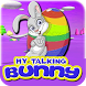 My Talking Bunny - Funny rabbit game by Virtual.Pet_game ultd