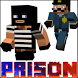 Maps Prison escape for Minecraft by Crafter mapper MCPE