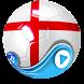 England Flag Live Wallpaper 3D by Clock Live Wallpaper