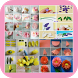 DIY Flower Craft Designs by Easy Style Design App