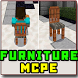 Furniture Chairs Mod MCPE by Domino Apps