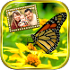 Butterfly Frames by Beautiful Photo Editor Frames