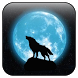 Moon&Wolf live wallpaper by vlifepaperzone
