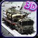 Army Cargo Truck Transport by Fun Splash Studios