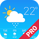 Weather (No Ads) by Weather Team (forecast, radar, widget, recorder)