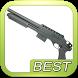 Shotgun Sound Shooting Sounds by Popular App HD