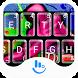 Graffiti Boy Keyboard Theme by TouchPal HK