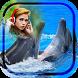 Dolphin Photo Frame by Ketch Frames