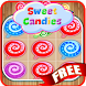Sweet Candies Free Match 3 by Happy Planet Games