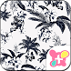 Resort Theme-Flowers & Fronds- by +HOME by Ateam