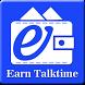 Earn Talktime by Free Paisa