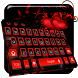 Romantic Glossy Red Keyboard by Ad HD Themes & Wallpapers