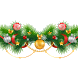 Christmas garland by John1364