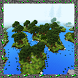 Map Terrain Overhaul for Minecraft by marter