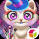 Cute Cat Magic Dressing Room by Lv Bing