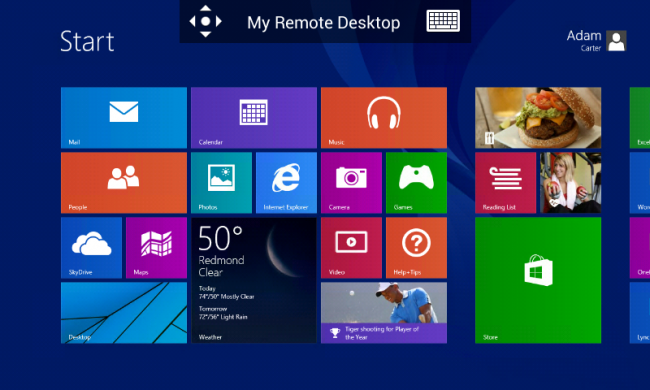 Control Your PC With Microsoft Remote Desktop