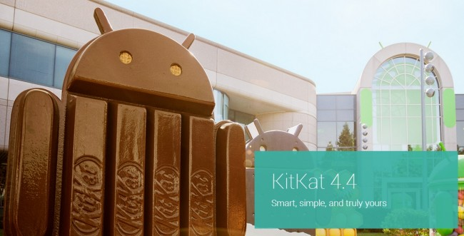 Which Devices Will Get The Android 4.4 KitKat Update?