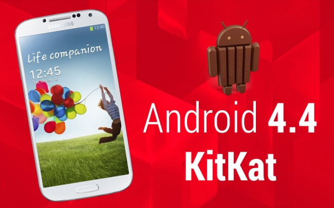 Samsung Galaxy S4 Google Play Edition Bumped to Android 4.4