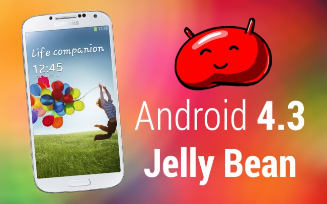 T-Mobile Samsung Galaxy S4 Gets Android 4.3 Jelly Bean