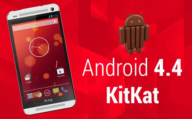 Install Android 4.4 KitKat Google Play Edition ROM On Any HTC One Device