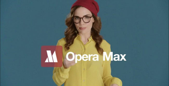 Opera Max - Make Your Data Plan Last Up To 50% Longer